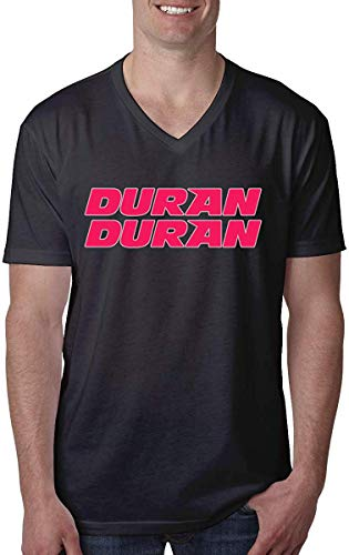 Duran Duran Logo T-shirt, Breathable - S to XXL