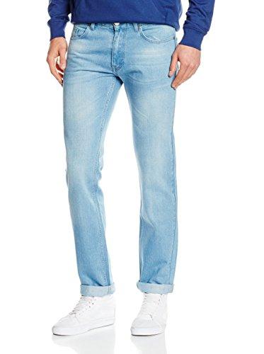 New Caro Herren Slim Jeans Cp00235 Robert Blau (Azul Claro)