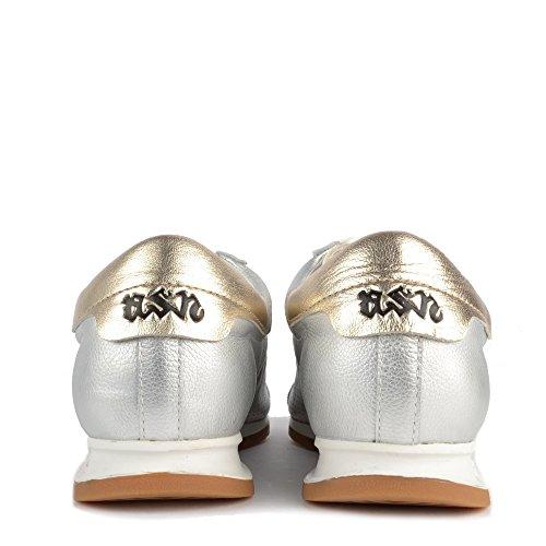 Ash Chaussures Soul Baskets Argent Femme Argent