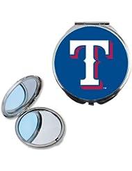 Texas Rangers miroir compact