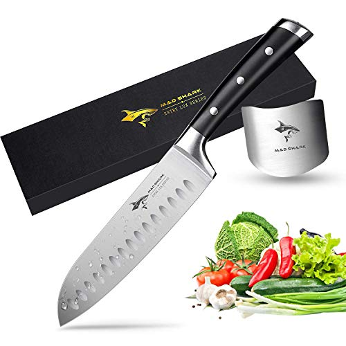 mad shark coltello da cuoco pro da cucina coltello,forgiata lama acciaio inossidabile tedescomanico ergonomico,la scelta migliore per la cucina e il ristorante di casa (7)