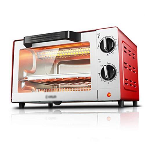 BEI-YI Mini-Ofen - Multifunktionsofen Haushaltsbacken Kleiner Ofen Mini-Kuchenofen