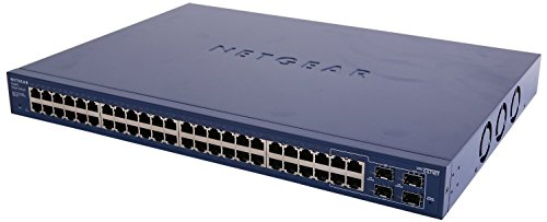 NETGEAR GS748T-500EUS ProSAFE (48-Port Gigabit Smart Managed Switch)