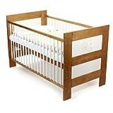 Baby Vivo Kinderbett Juniorbett Babybett Massiv Holz Kiefer 140 x