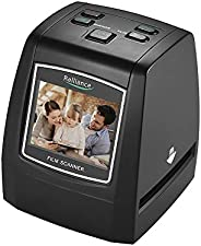 High-Resolution 14MP/22MP Film Scanner Convert 35mm 135mm 126mm 110mm 8mm Color Monochrome Slide Film Negative