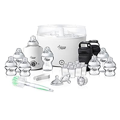Tommee Tippee Closer to Nature Essentials Kit - Black