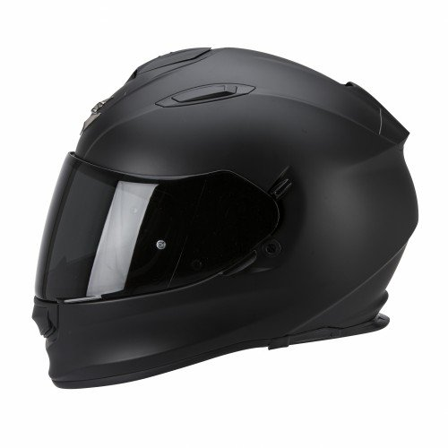 Scorpion Helm, Matt Schwarz, XS