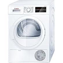 Bosch WTG86400 Serie 6 Luftkondensations-Wäschetrockner/B / 8 kg/weiß / EasyClean Filter