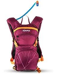 SOURCE Rapid Backpack Trinkrucksack 2 L Purple 2016 Outdoor
