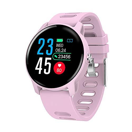 SENBONO Smart Watch 4,3 cm IP68 impermeabile BT4.0 fitness contapassi, calorie, frequenza cardiaca, sonno, cronometro, modalità...