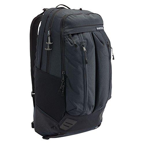 Burton Daypack Bravo - Mochila negro negro jaspeado Talla:54 x 31,5 x 15 cm