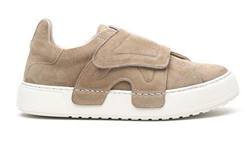 LOGAN Box, Sneakers basses femme Beige (Sabbia)