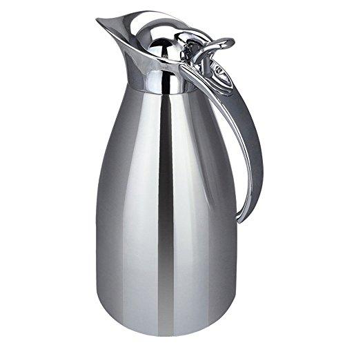 Cuisinox Vakuum-Karaffe, 1,5 l, Edelstahl -