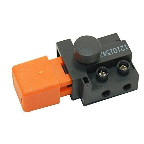 On & Off Switch Compatible With Flymo Suitable For Most Flymo Lawnmowers Test