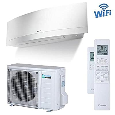 Daikin Air Conditioner Emura White 7000BTU ftxj20mw–R 32