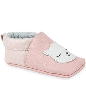 Stiefelparadies Kinder Krabbelschuhe   Mädchen Baby Schuhe   Leder Lauflernschuhe   Lederschuhe Pantoffeln   Kinderhausschuhe...