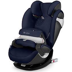 Cybex Seggiolino Auto 2 In 1 per Bambini Pallas M-Fix, per auto con e Senza Isofix, Gruppo 1/2/3 (9-36 kg), Collezione Colori 2017, Midnight Blue