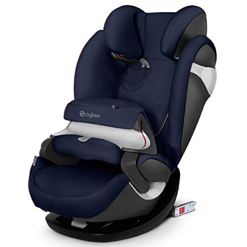 Cybex Gold Pallas M-fix Autositz, Gruppe 1/2/3, 9-36 kg, midnight blue