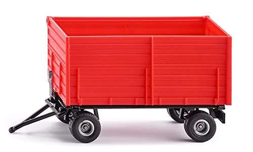 Siku 2898 Zwei-Achs-Anhänger, Fahrzeuge