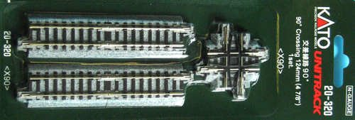 Spur N 20-320 Querlinie 90 (Japan Import / Das Paket und das Handbuch werden in Japanisch)