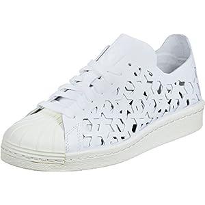 adidas Superstar 80s W Scarpa ftwr white/cream white