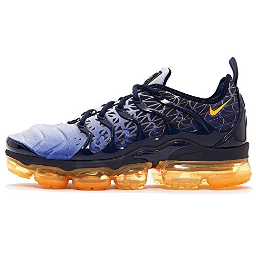 another chance 10730 ed883 Nike Air Vapormax Plus, Zapatillas de Atletismo para Hombre,  (Obsidian/Laser Orange