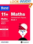 Bond 11+: Maths Assessment Papers: 10...