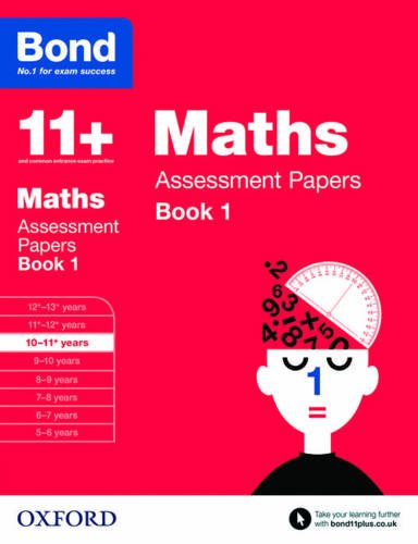 bond-11-maths-assessment-papers-10-11-years-book-1