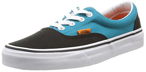 Vans U Era Vy6Xfjx, Baskets mode mixte adulte Multicolore (Black/Pagoda Blue)
