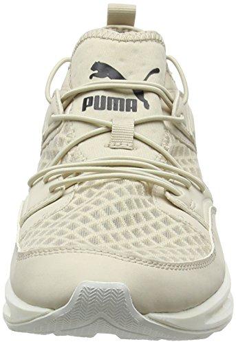 Puma Unisex-Erwachsene Blaze Ignite Plus Breathe Low-Top Beige (oatmeal-oatmeal-puma white 02)