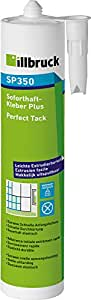 Illbruck sP350 soforthaftkleber plus blanc 310 ml schnellkleber sofortklebstoff colle adhésif sensible à la pression