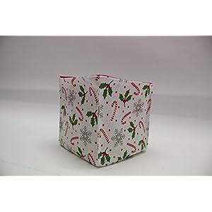 Geschenktasche - Utensilo Zuckerstangen (S)
