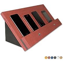 Oachkatzerl VanDock 47 Color Dockingstation (Die Ladestation für Handys, Tablets, e-Reader und mehr) VD47 - (Rot)