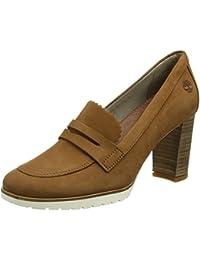 Timberland Leslie Anne Mocassin, Zapatos de Tacón para Mujer