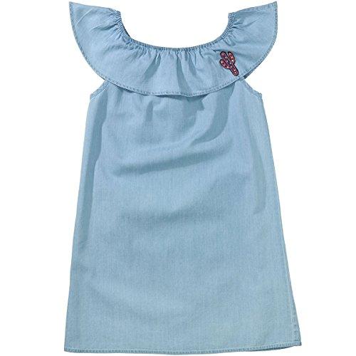 Staccato Mädchen Mädchen Offshoulder-Kleid-176 (230067261)