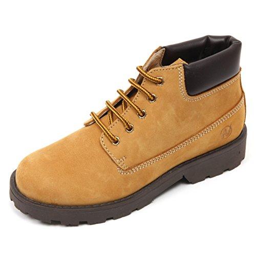 Naturino C2678 Anfibio Bimbo Scarpa scarponcino Giallo Scuro Boot Shoe Kid