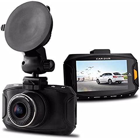 Mini Car DVR Camera Recorder Black Box