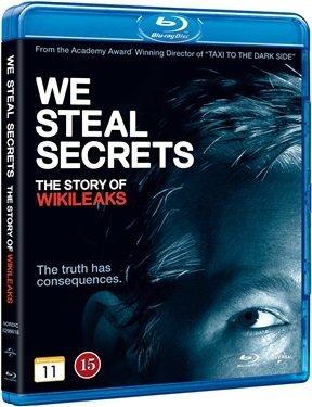 We Steal Secrets: The Story of WikiLeaks (Blu-Ray)