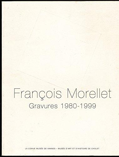 François Morellet, gravures, 1980-1999