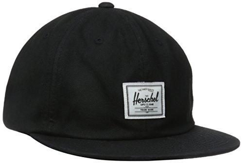 herschel Albert Cap black (Cap-schuh-charme)