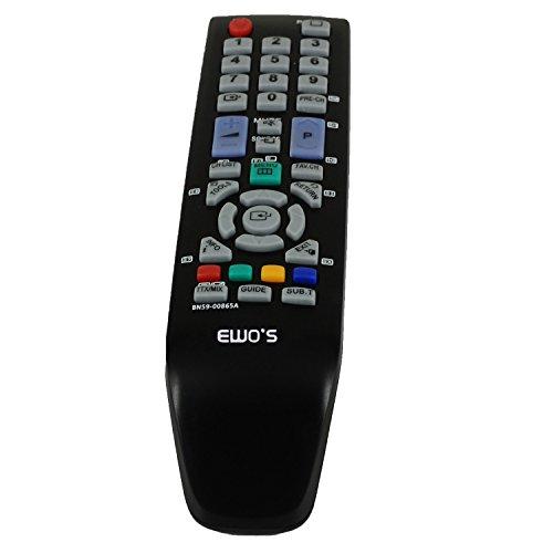 EWO de BN59–00865A mando a distancia de repuesto para Samsung BN59HDTV de control de Smart TV LED LCD 3d televisión