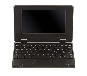 New 7inch Laptop Android 2.2 Wifi Via8650 256MB 4GB Nand 800M Netbook Flash 10