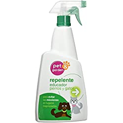 Flower 40559 - Repelente para gatos y perros, 750 ml
