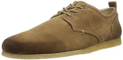 Kickers  BLOOD, Derbies à lacets homme - Marron - Braun (MARRON CLAIR / 91), 46 EU