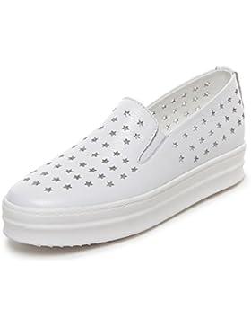 Primavera e in estate sandali Piattaforma scarpa pedali persone pigre Casual scarpe da donna è aumentato