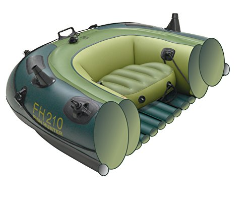 Sevylor Schlauchboot Motorboot Fish Hunter FH 360 (80 x 50 x 50 cm) -