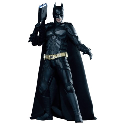 Hot Toys - Batman The Dark Knight Rises figurine DX 1/6 Batman...