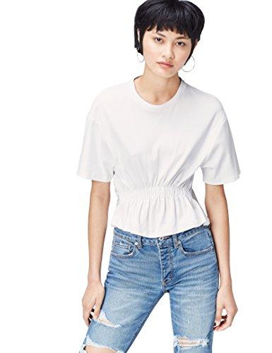 FIND ZC1187 Rev2 camisetas, Blanco (Weiß), 38 (Talla del Fabricante: Small)