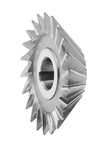 WABECO Winkelstirnfräser 60° HSS Schwalbenschwanzfräser
