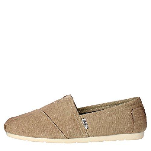 Avirex 151.M.121 20 Slip-on Schuhe Herren Beige